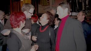 Im Gespräch mit der Vizepräsidentin des Thüringer Landtages Birgit Klaubert und Jens Petermann, MdB