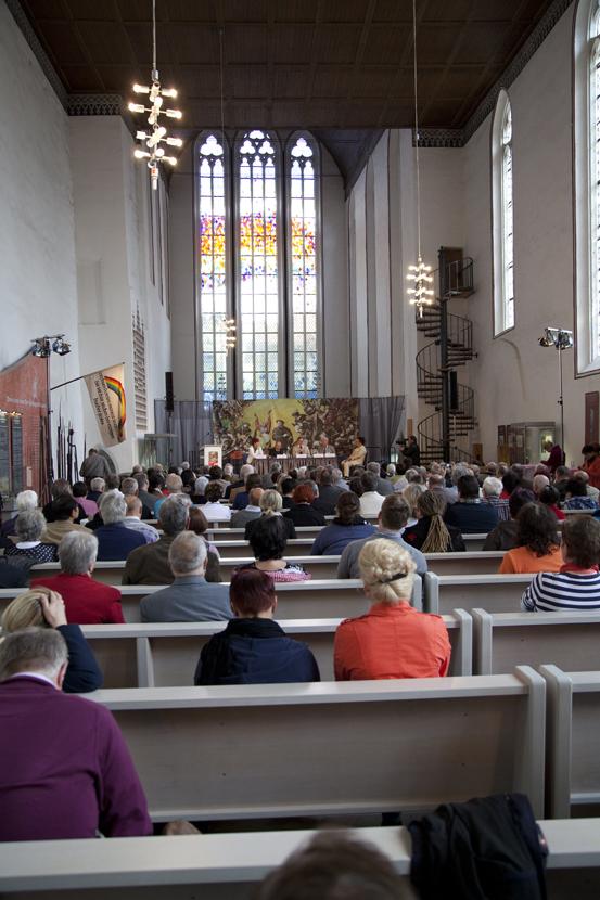Kornmarktkirche (Foto: Yves Harmgart)