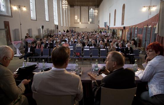 Publikum (Foto: Yves Harmgart)